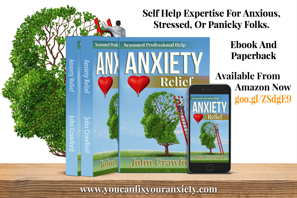 Anxiety Relief Books
