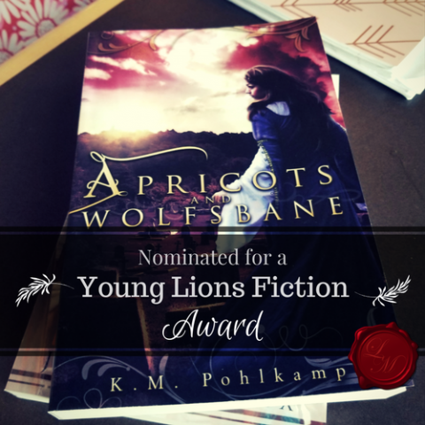 Apricots and Wolfsbane by K.M. Pohlkamp