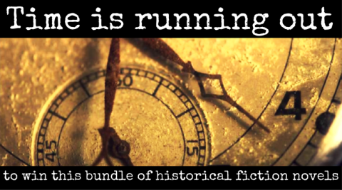 Enter To Win A Historical Fiction Book Bundle