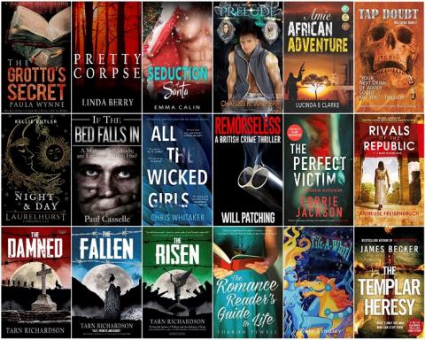 Fill Your Christmas Stocking With Thrillers