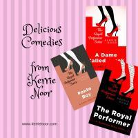 Join Kerrie Noor's Comedy Readers Group